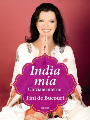 cover image of India mía