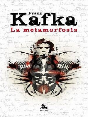 cover image of La metamorfosis y otros relatos de animales