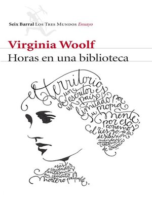 cover image of Horas en una biblioteca