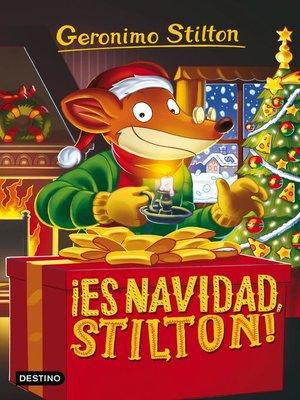 cover image of ¡Es Navidad, Stilton!