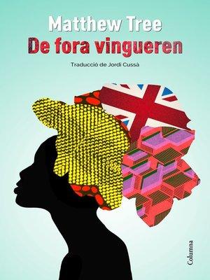 cover image of De fora vingueren