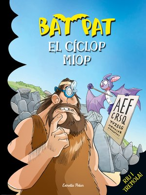 cover image of El cíclop miop