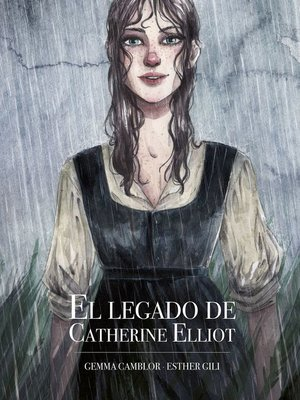 cover image of El legado de Catherine Elliot