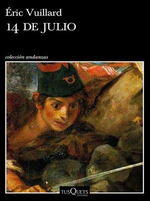 cover image of 14 de julio