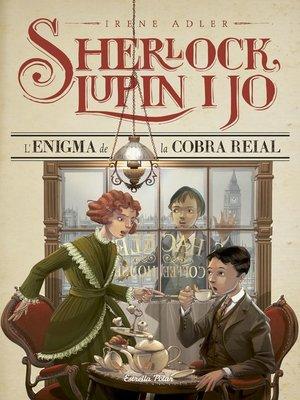 cover image of L'enigma de la cobra reial