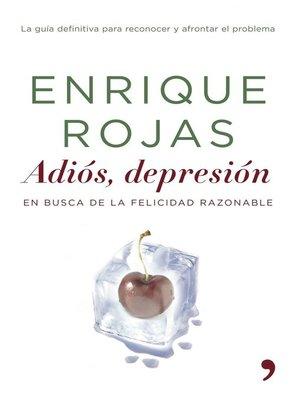 cover image of Adiós, depresión