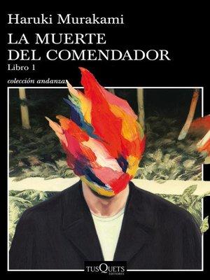 cover image of La muerte del comendador (Libro 1)
