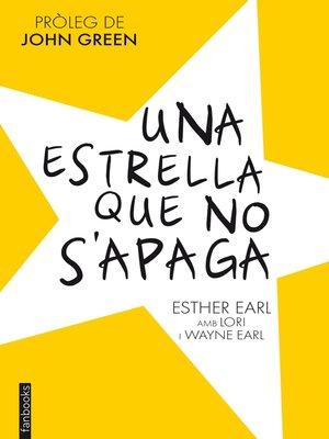 cover image of Una estrella que no s'apaga