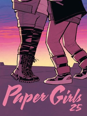 cover image of Paper Girls nº 25/30