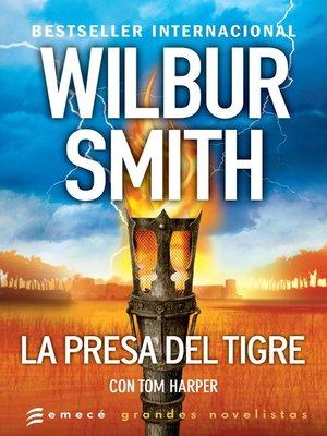 cover image of La presa del tigre