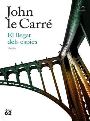 cover image of El llegat dels espies