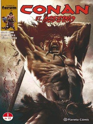 cover image of Conan El asesino nº 01/06