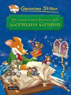 cover image of Els contes més bonics dels Germans Grimm
