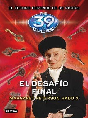 cover image of El desafío final