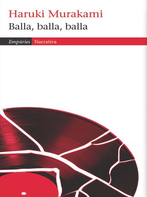 cover image of Balla, balla, balla
