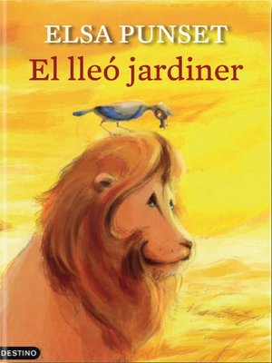 cover image of El lleó jardiner