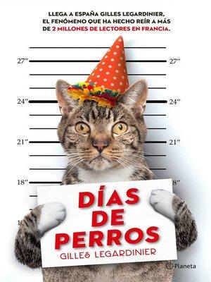 cover image of Días de perros