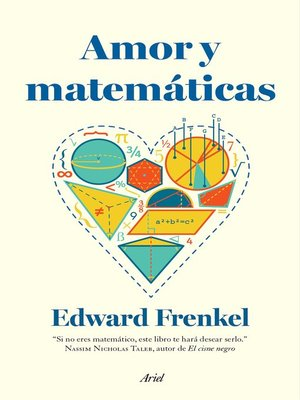 cover image of Amor y matemáticas