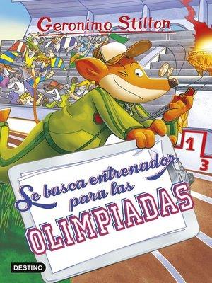cover image of Se busca entrenador para las olimpiadas