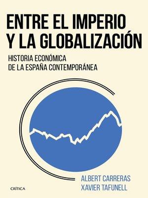 cover image of Entre el imperio y la globalización
