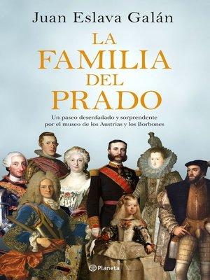 cover image of La familia del Prado