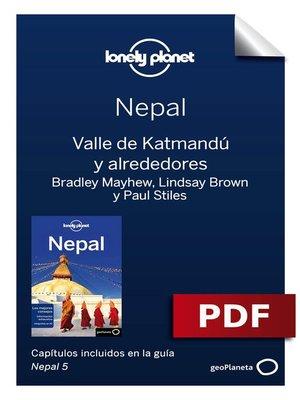 cover image of Nepal 5_3. Valle de Katmandú y alrededores