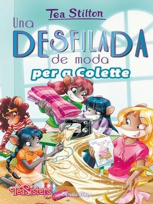 cover image of Una desfilada de moda per a Colette