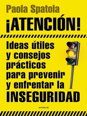 cover image of ¡ATENCIÓN!
