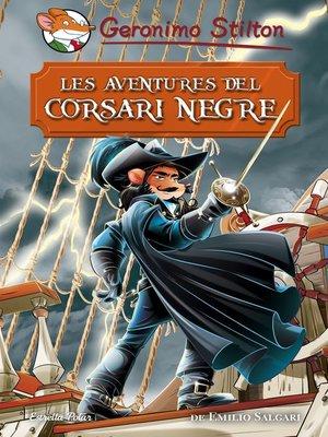 cover image of Les aventures del Corsari Negre