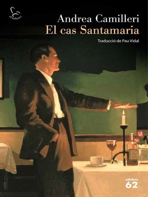 cover image of El cas Santamaria