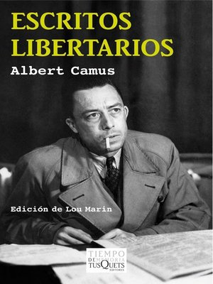 cover image of Escritos libertarios