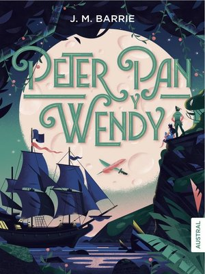 cover image of Peter Pan y Wendy