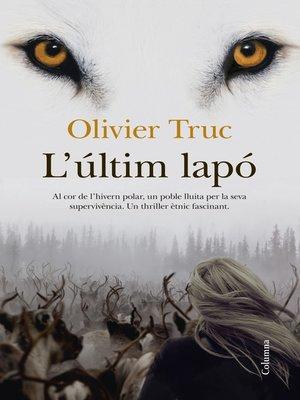 cover image of L'últim lapó