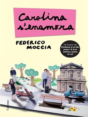 cover image of Carolina s'enamora