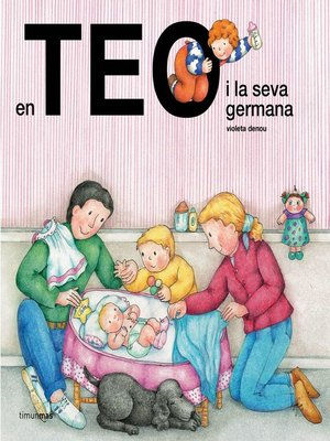 cover image of En Teo i la seva germana