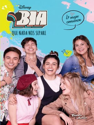 cover image of Bia 3. Que nada nos separe