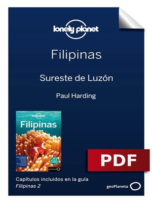 cover image of Filipinas 2_5. Sureste de Luzón