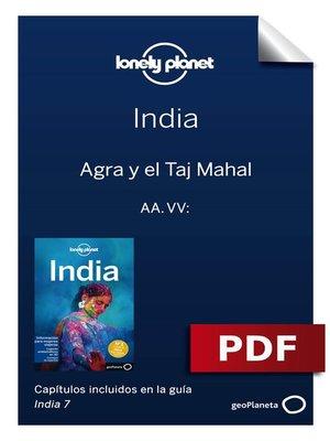 cover image of India 7_7. Agra y el Taj Mahal