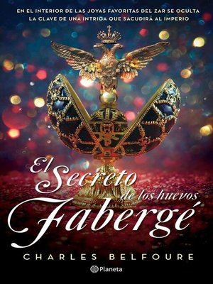 cover image of El secreto de los huevos Fabergé