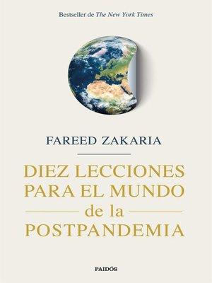 cover image of Diez lecciones para el mundo de la postpandemia
