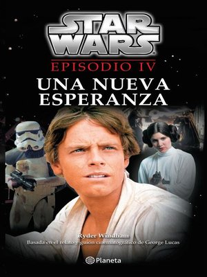 cover image of Star Wars. Episodio IV. Una nueva esperanza
