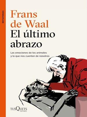 cover image of El último abrazo