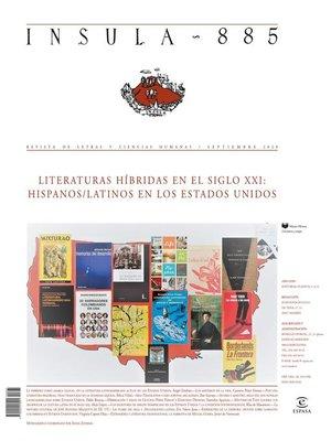 cover image of Literaturas híbridas en el siglo XXI