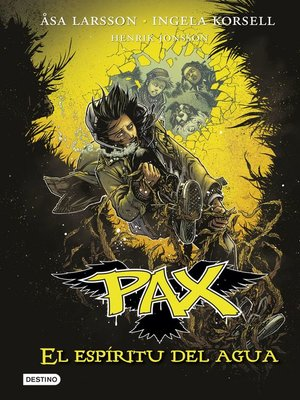 cover image of Pax. El espíritu del agua