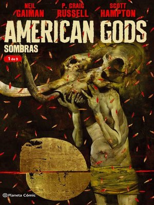 cover image of American Gods Sombras nº 01/09
