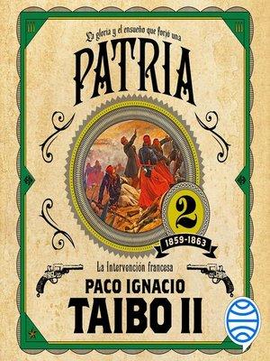 cover image of Patria 2
