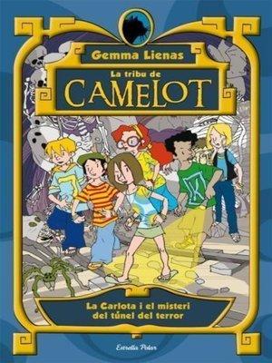 cover image of La Carlota i el misteri del túnel del terror