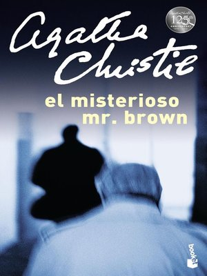 cover image of El misterioso Mr Brown