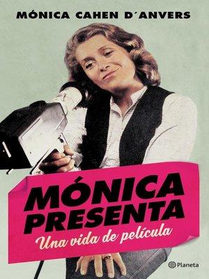 cover image of Mónica presenta