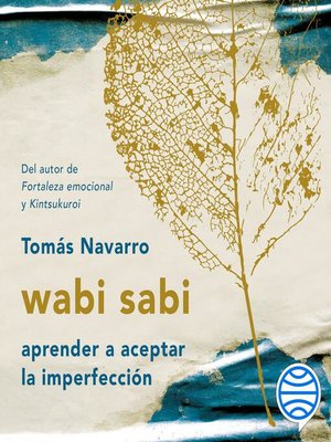 cover image of wabi sabi